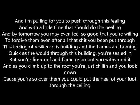 Eminem - Beautiful Pain ft. Sia (Lyrics HD MMLP2)