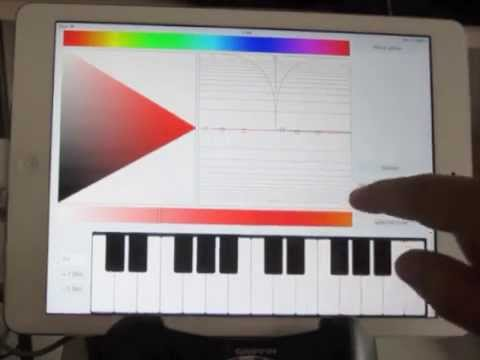 Dazibao for iPad, first demo
