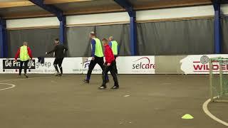 Wandelvoetbal USV Nieuwleusen