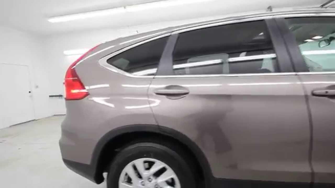 2015 Honda CR-V EX   Urban Titanium   FL008266   Seattle   Renton - YouTube