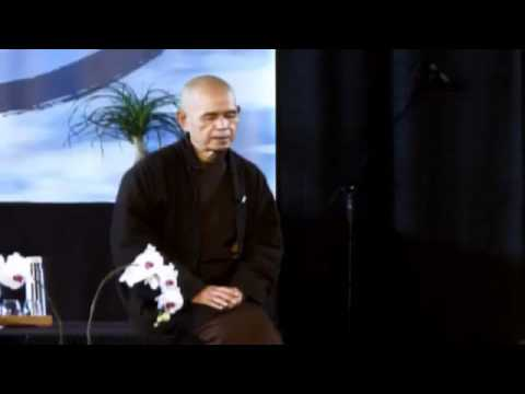 Thich Nhat Hanh - Open Mind Open Heart Retreat - Day 1