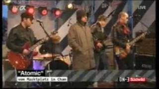 ATOMIC - Oh Suzanne (Live at ON-3 Südwild TV in Cham 2012)
