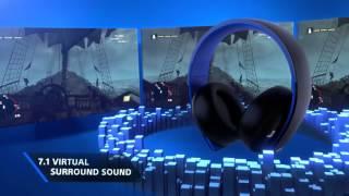 sony headset wireless stereo o2 ps4 en espaol auriculares estreo inalmbricos pulse