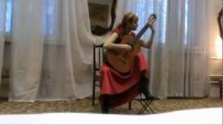 Бербериуш Лилия (Лидия)--гитара.