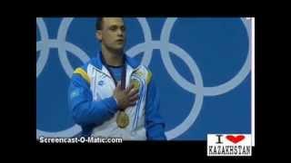 Ilya Ilyin ! Kazakhstan number one!