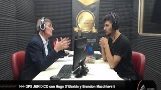 """""""GPS JURÍDICO"""" 03-12-19 / Conexión Abierta"""