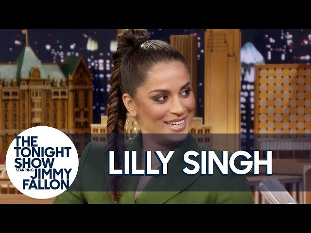 Lilly Singh Is Schooling NBC About How to Treat a Woman Talk Show Host (Extended Interview)