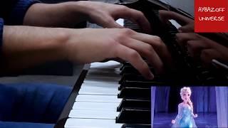 Frozen Let It Go Piano Cover Отпусти и Забудь из м ф Холодное Сердце На ПИАНИНО