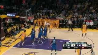 NBA Dallas Mavericks Vs LA Lakers Game Recap (Opening Night)  October 30, 2012