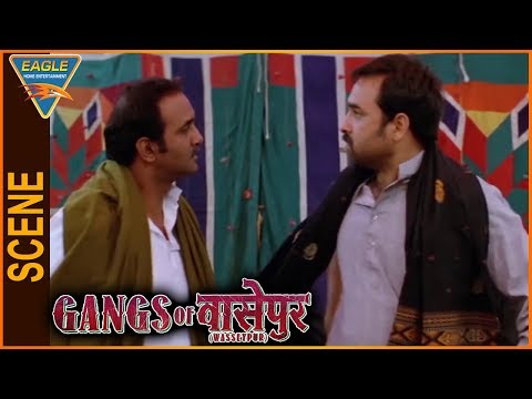 Gangs of Wasseypur -1 Hindi Movie || Pankaj Tripathi Angry On Brother || Eagle Hindi Movies