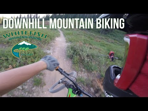 Downhill Mountain Bike Edit |2018| Whitefish Mountain Resort