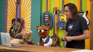 Ralph's World: Time Machine Guitar Adventures- Sammy The Dog (Episode #7)
