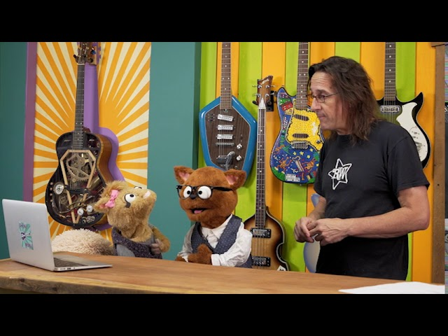 Ralph's World: Time Machine Guitar Adventures- Sammy The Dog (Episode #7)