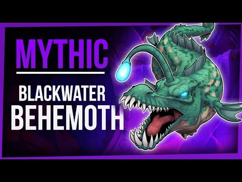 BLACKWATER BEHEMOTH | Mythic Eternal Palace | WoW Battle For Azeroth 8.2 | FinalBossTV