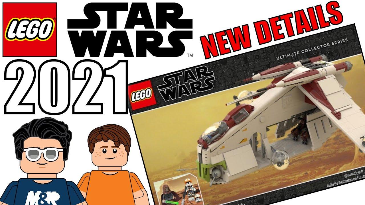 Lego Star Wars Ucs 2021