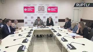 Пресс-конференция Марии Бутиной