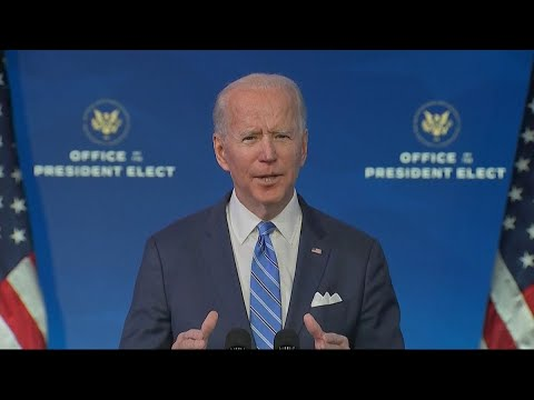 Biden: Together We Can Get This Done
