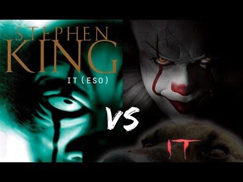 Libro vs Película: IT / ESO de STEPHEN KING (2017) (Diferencias entre el libro y la película)
