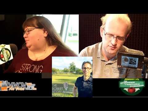 Robert Scott Bell homeopathic practitioner  The Wisconsin Vegetable Gardener Radio show
