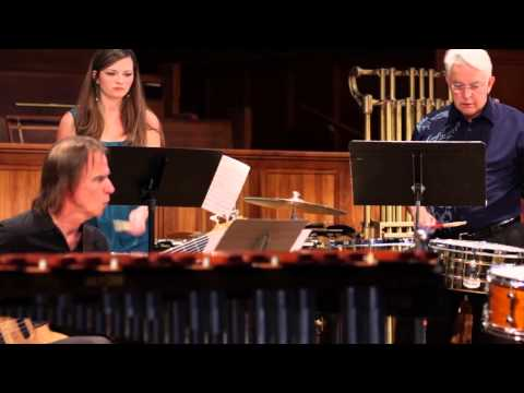 Peter Erskine & Wade Cullbreath Meet: Adesso Percussion