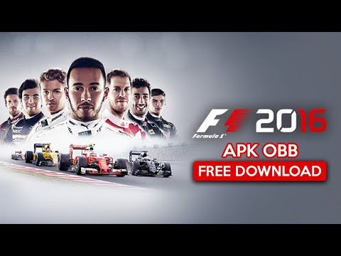 F1 2016 Apk OBB For Android Free Download 2019