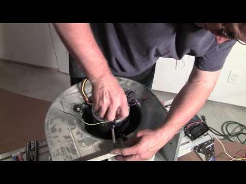 Furnace Blower Motor Diagnosis and Repair