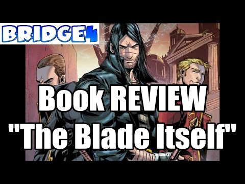 Book REVIEW | The Blade Itself | Joe Abercrombie