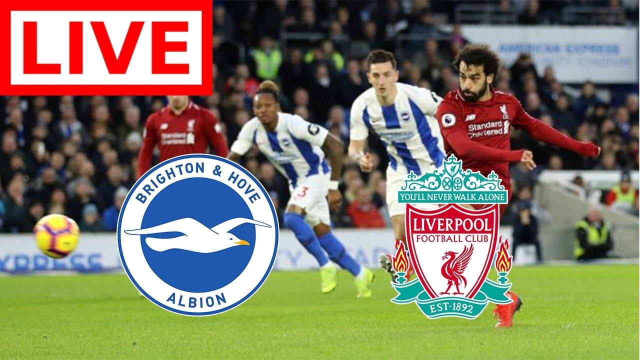 Brighton Vs Liverpool Live Stream 28 11 2020 Liverpool Vs Brighton برايتون ضد ليفربول Youtube