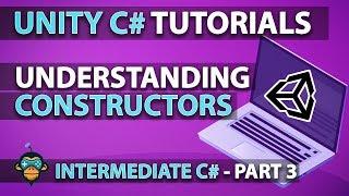 Zapętlaj Learn to Program with C# - CONSTRUCTORS - Intermediate Unity Tutorial | GameDevHQ - Learn Game Dev