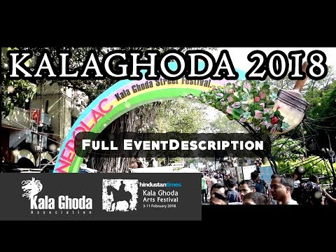 Kalaghoda Art Festival 2018 Mumbai || Asia's Largest Art Festival