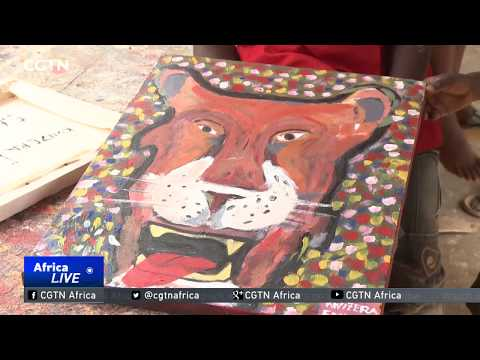 Rwanda Reconciliation: Art centre provides a haven for talent of all ages