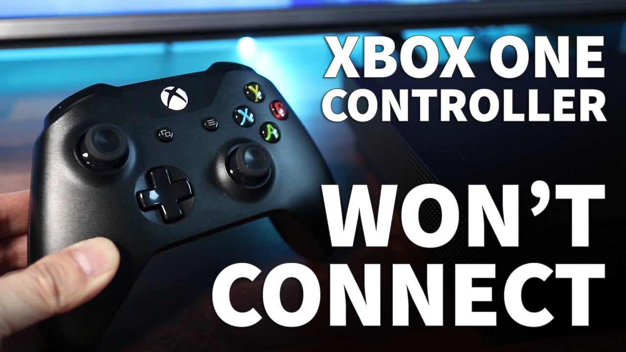 Xbox Controller Won T Connect Or Sync Fix How To Update Xbox