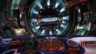 Elite Dangerous LiveStream Gameplay: LT Diamond mining 2