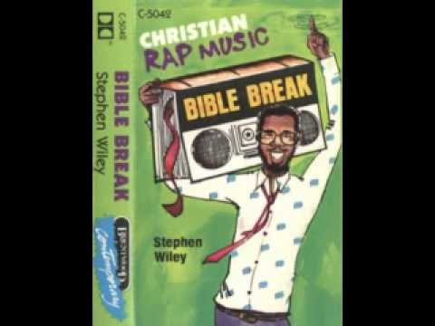 "Stephen Wiley - ""Bible Break"" - The first Christian Rap song ever released!"