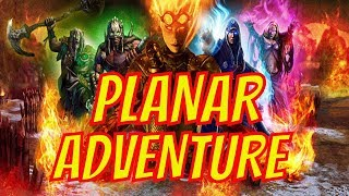 D&D Adventure- Ideas to Get This Party Plane Hopping
