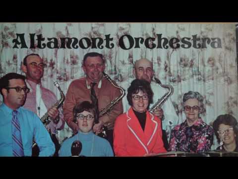 Altamont Orchestra Winnipeg, Manitoba, Canada Private Pressing