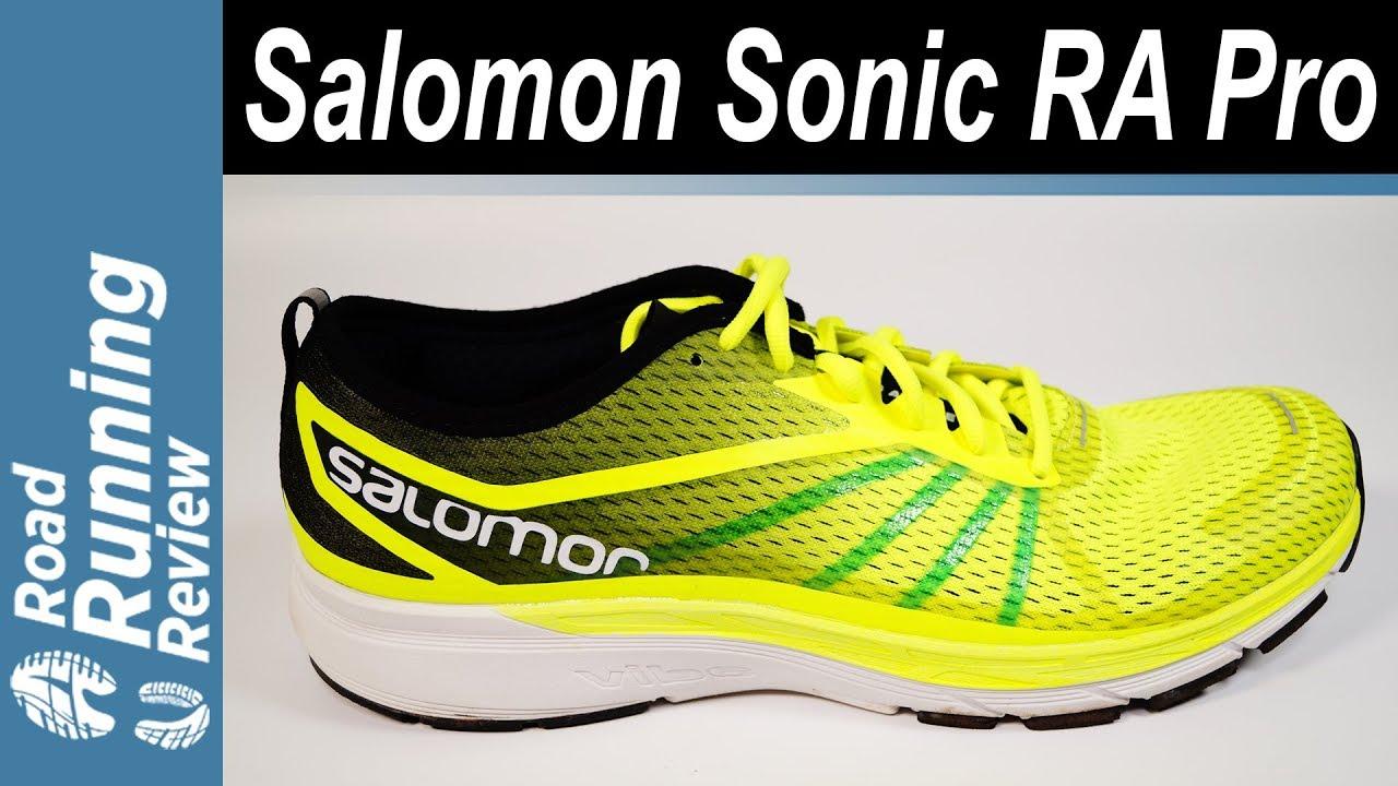 Salomon Sonic RA Pro | Las zapatillas más rápidas de Salomon