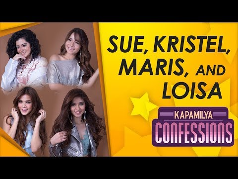 Kapamilya Confessions with Sue, Maris, Loisa and Kristel | YouTube Mobile Livestream