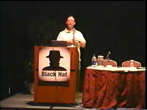 Black Hat USA 2000 - Real-world Techniques in Network Security Management
