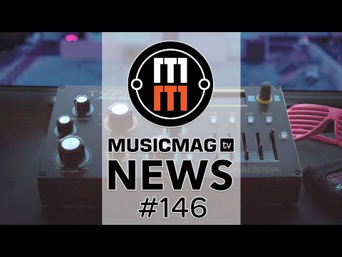 MusicMagTV News #146: Dreadbox Typhon, возвращение DSI Tempest, NI Stradivari Violin и др.