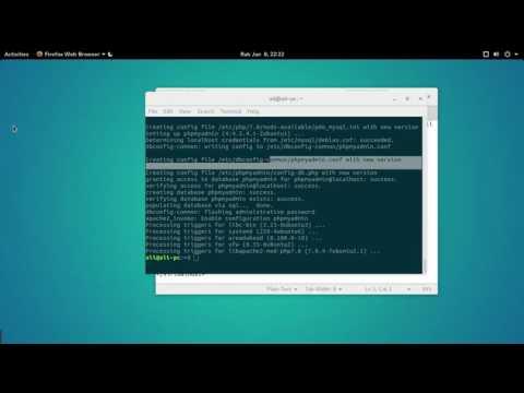 Cara Install Phpmyadmin Di Ubuntu