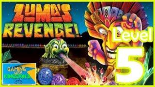 #ZUMA'S REVENGE LEVEL 5 (XBOX ONE GAME PLAY)