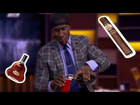 Shannon Sharpe Milds and Yak Undisputed Compilation (NEW)