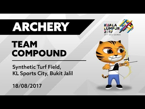 KL2017 Archery - MIXED TEAM COMPOUND | 18/08/2017