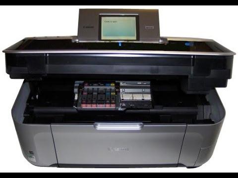 Driver: Canon PIXMA MP990 MP Printer