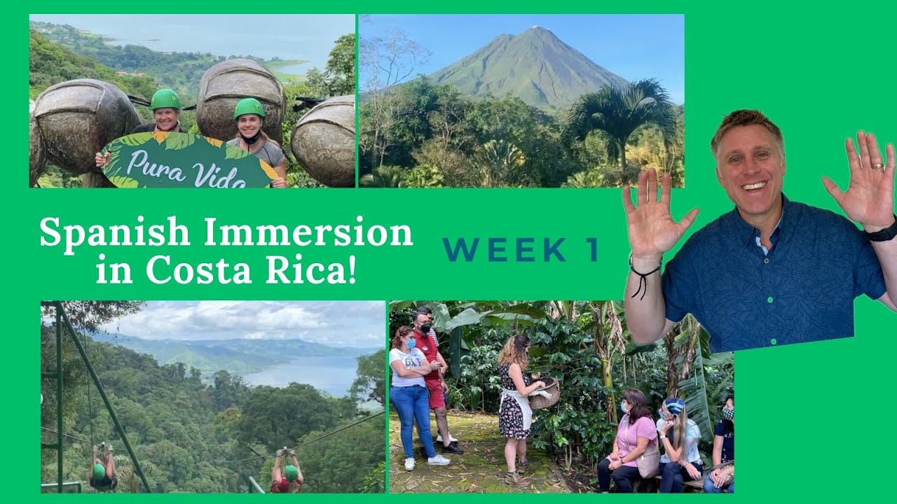 CGI Spanish Immersion for Adults week 1