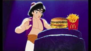"McDonalds- Parody of ""A Whole New World"""