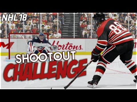 NHL 18 SHOOTOUT CHALLENGE #11 *DEKES & DANGLES EDITION*
