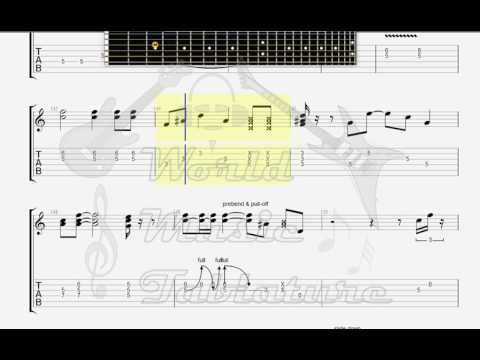 Dire Straits   Tunnel Of Love GUITAR 1 TAB