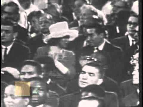 Lyndon Johnson Remarks on Signing of the Voting Rights Act of 1965 - Aug. 6, 1965